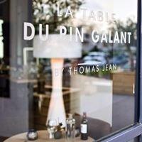 La Table du Pin Galant by Thomas Jean