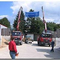 Alfred Crone GmbH, Baustoffe und Baudienstleistungen