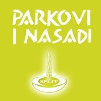Parkovi i nasadi Split