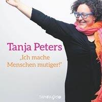 """Tanja Peters """"Ich mache Menschen mutiger"""""""