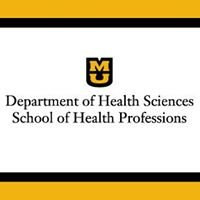 Mizzou SHP Department of Health Sciences