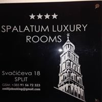 Spalatum Luxury ROOMS Split Croatia