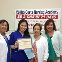 Contra Costa Nursing Academy
