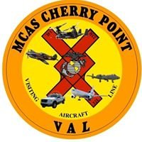 MCAS Cherry Point Visiting Aircraft Line