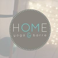 Home Yoga & Barre