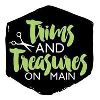 Trims and Treasures On Main