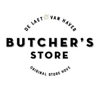 Butcher's store Hove by De Laet & Van Haver