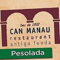 Restaurant Can Manau - Antiga Fonda