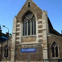 St Michaels Church Community Space For Camden Town
