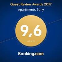 Apartments Tony