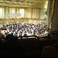 St Louis Symphony At Powell Hall