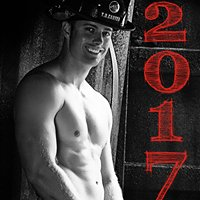 Garland Firefighters Calendar