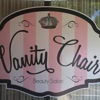 Vanity Chair Beauty Salon