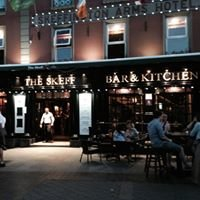 Skeff Bar, Eyre Square Galway
