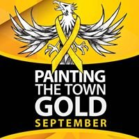 Painting the Town Gold-Edwardsville Glen Carbon
