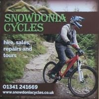 Snowdonia Cycles