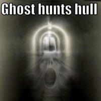 Ghost hunts hull