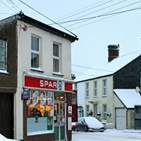 Spar Stores Kilkhampton