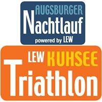 LEW Kuhsee Triathlon & Augsburger Nachtlauf