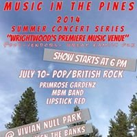 Music in the Pines