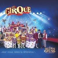 Cirque Arlette Gruss, Saint Tropez