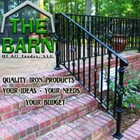 The Barn of All Trades, LLC Powder Coating and Fabrication