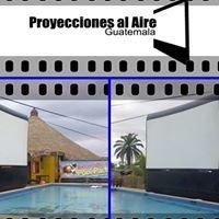 Proyecciones al Aire Guatemala