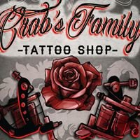 Crab's Family Tattoo Shop