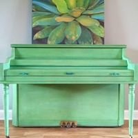 Painted Lady - Custom Furniture Re-Styling