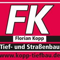 F.Kopp Tief-& Straßenbau Meisterbetrieb