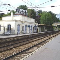 Gare sncf sevres ville d'avray