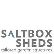 Saltbox Sheds