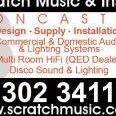 Scratch Music & Installation Ltd