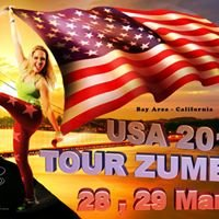 Zumba com Raquel Call - California