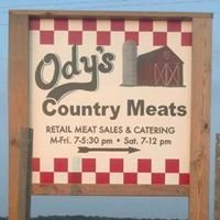 Ody's Country Meats & Catering