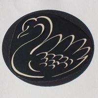 Swan Calligraphy