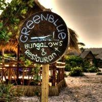 GreenBlue Beach Bungalow Resort Cambodia Koh Rong Samloem