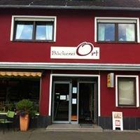 Bäckerei Ort