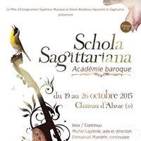 Académie baroque Schola Sagittariana