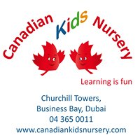 Canadian Kids Nursery - Dubai