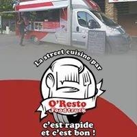 O'Resto FoodTruck Dijon Bourgogne Franche-Comté - Traiteur événementiel