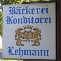 Bäckerei & Konditorei Lehmann