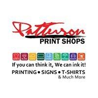 Patterson Print Shops