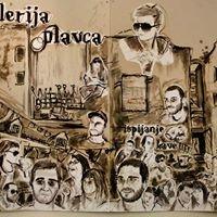 "Caffe Galerija ""Plavca"""