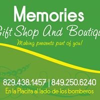 Memories Gift Shop and Boutique