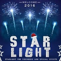Starlight for Fireworks and Special Effects