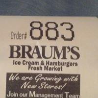 Braums Ice Cream & Dairy Strs