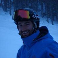 Josh Funnell,  Ski Instructor, Whistler