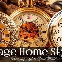 Vintage Home Styles