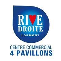Centre Commercial Rive Droite -  4 Pavillons